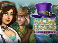 Snark Busters 3: High Society (2014)