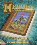 Heroes of Might and Magic: A Strategic Quest (1995)