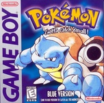 Pokémon Blue Version (1996)