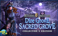 Mystery Case Files: Dire Grove, Sacred Grove (2014)