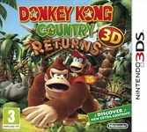 Donkey Kong Country Returns 3DS (2013)