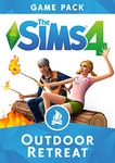 The Sims 4: Outdoor Retreat (2015)