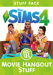 Sims 4: Movie Hangout Stuff (2016)