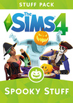 The Sims 4: Spooky Stuff (2015)