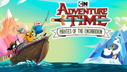 Adventure Time: Pirates of the Enchiridion (2018)