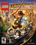 LEGO Indiana Jones 2: The Adventure Continues (2009)