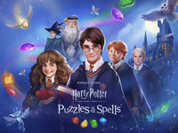 Harry Potter: Puzzles & Spells (2020)