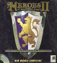 Heroes of Might and Magic II: The Succession Wars (1996)