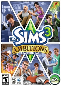 The Sims 3: Ambitions (2010)