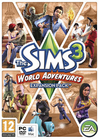 The Sims 3: World Adventures (2009)