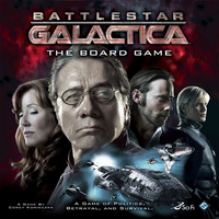 Battlestar Galactica: The Board Game (2008)