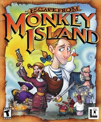 Escape from Monkey Island (2000)
