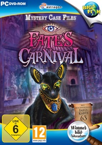 Mystery Case Files: Fate's Carnival (2013)