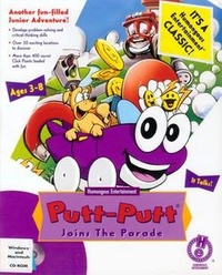 Putt-Putt Joins the Parade (1992)