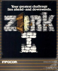 Zork I: The Great Underground Empire (1980)