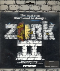 Zork II: The Wizard of Frobozz (1981)