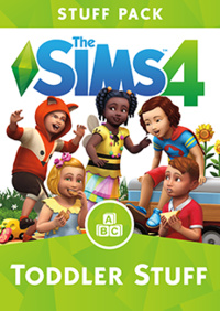 The Sims 4: Toddler Stuff (2017)