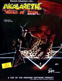 Akalabeth: World of Doom (1979)