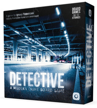 Detective: A Modern Crime Board Game (2018)