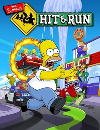 The Simpsons: Hit and Run (2003)