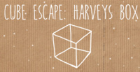 Cube Escape: Harvey's Box (2015)
