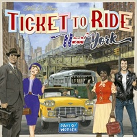 Ticket to Ride: New York (2018)