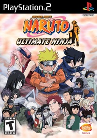 Naruto: Ultimate Ninja (2003)
