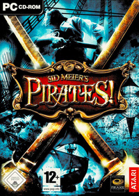 Sid Meier's Pirates! (2004)