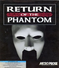 Return of the Phantom (1993)