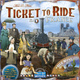 Ticket to Ride Map Collection: Volume 6 – France & Old West (2017)